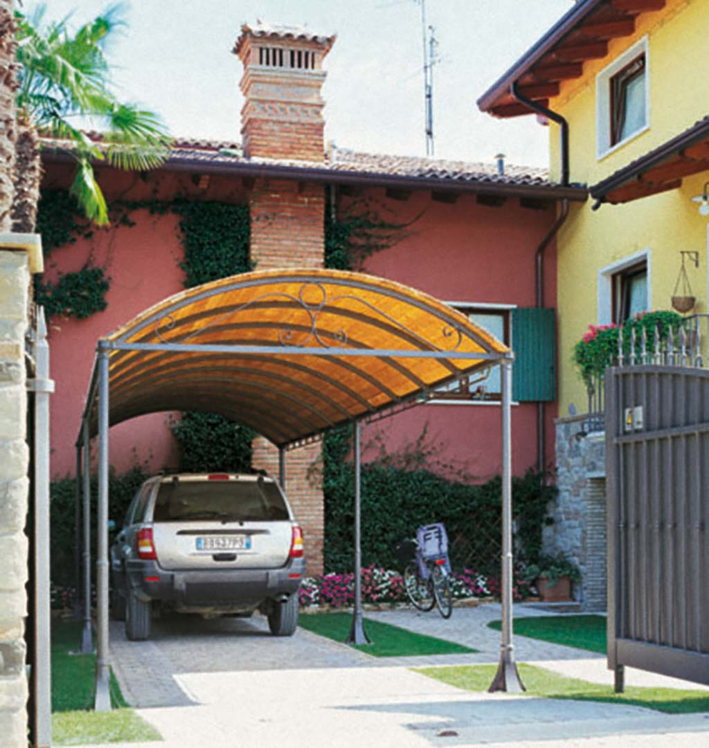 pergola autoportante box cm 300×300×270h, art. PC01