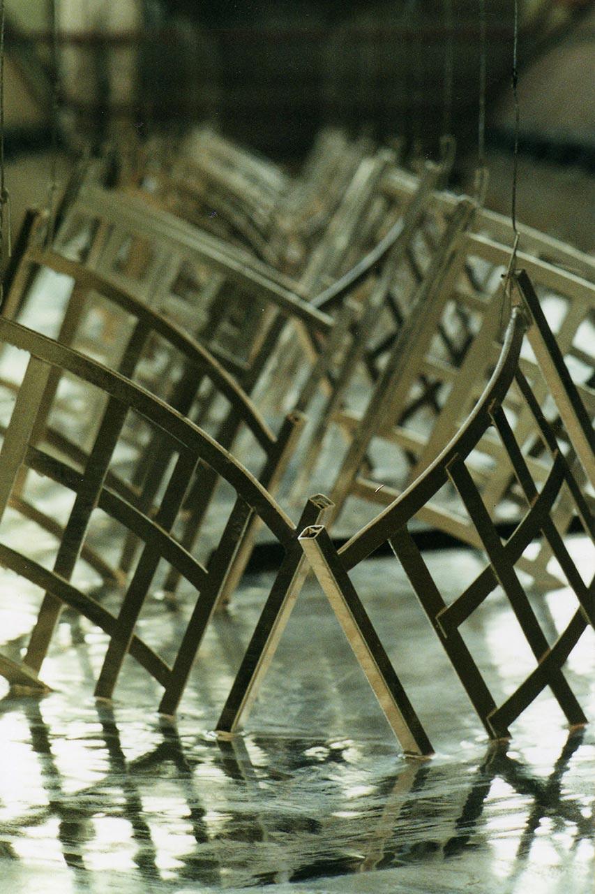 Zincatura a caldo - Gaia Ferro Forgiato - Hot-dip galvanizing