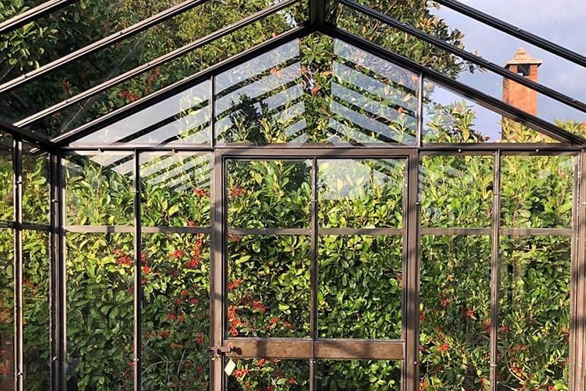 Giardino d'Inverno Gaia - Serra Solare - Wintergarten