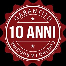 Garanzia 10 anni