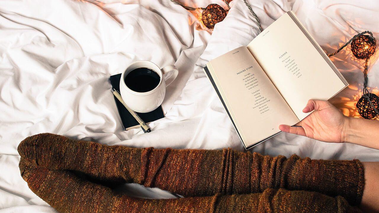 Vivere gli spazi esterni anche in inverno - Relax, caffé, lettura