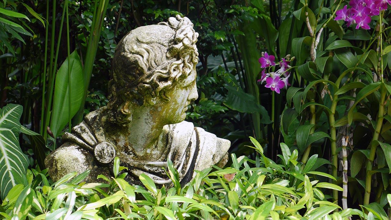 Il giardino nel mondo greco antico