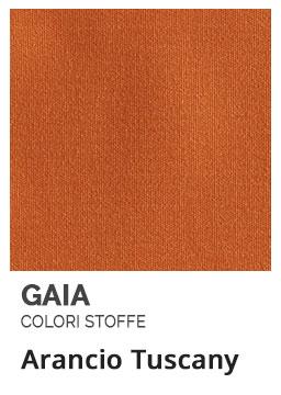 Arancio Tuscany - Colori Stoffe- Gaia Ferro Forgiato
