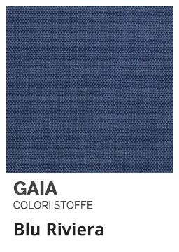 Blu Riviera - Colori Stoffe- Gaia Ferro Forgiato