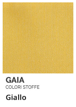 Giallo - Colori Stoffe- Gaia Ferro Forgiato