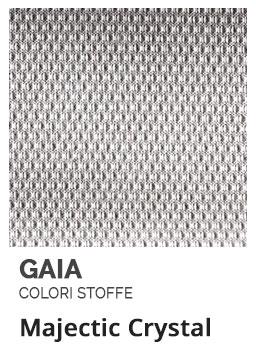 Majestic Crystal - Colori Stoffe- Gaia Ferro Forgiato