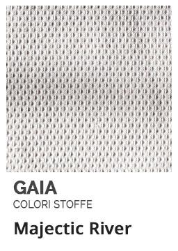 Majestic River - Colori Stoffe- Gaia Ferro Forgiato