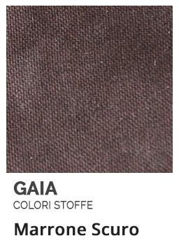 Marrone Scuro - Colori Stoffe- Gaia Ferro Forgiato