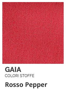 Rosso Pepper - Colori Stoffe- Gaia Ferro Forgiato
