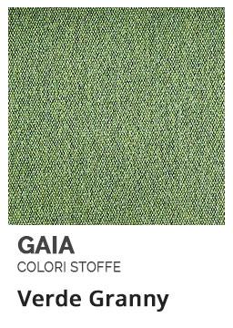 Verde Granny - Colori Stoffe- Gaia Ferro Forgiato